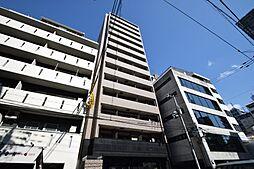リーガル北堀江[4階]の外観
