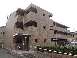 愛媛県松山市北土居2丁目の賃貸マンションの外観