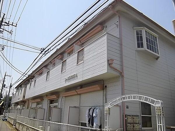 コーポラス稲垣A 2階の賃貸【東京都 / 板橋区】