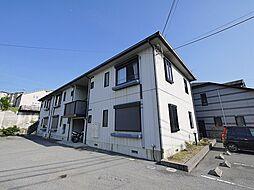 奈良県奈良市藤ノ木台2丁目の賃貸アパートの外観
