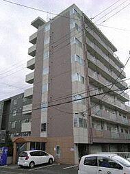 北海道札幌市豊平区月寒東二条3丁目の賃貸マンションの外観
