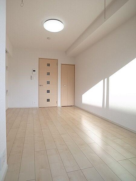 プラシードの居室