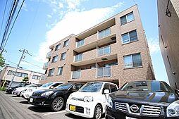 北海道札幌市白石区東札幌5条5丁目の賃貸マンションの外観