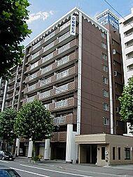 北海道札幌市中央区南七条西7丁目の賃貸マンションの外観
