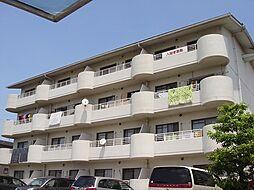 滋賀県草津市西草津2丁目の賃貸マンションの外観