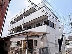 エステート薬円台[3階]の外観