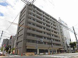 新潟県新潟市中央区南笹口1丁目の賃貸マンションの外観