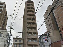グランドポレストーネ東平塚[1101号室]の外観