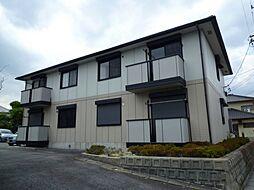 三重県四日市市羽津山町の賃貸アパートの外観
