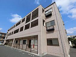 千葉県成田市飯田町の賃貸マンションの外観
