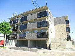 カレラ福住[3階]の外観