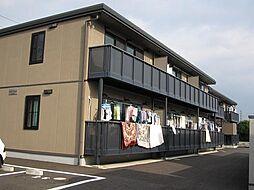 静岡県富士市一色の賃貸アパートの外観