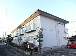 埼玉県鴻巣市吹上本町4丁目の賃貸アパートの外観