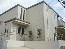 兵庫県神戸市須磨区千守町2丁目の賃貸アパートの外観