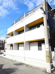 ラ・フォートあびこ杉本(スギモト)[1階]の外観