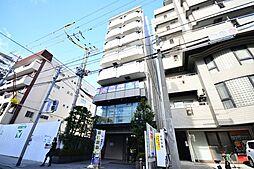 三明ハイツ[2階]の外観