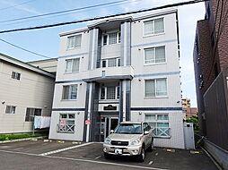 グランメール北元町[402号室]の外観