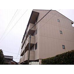 三重県津市一志町庄村の賃貸アパートの外観