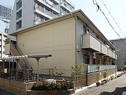 ラフィネ姫島[103号室号室]の外観