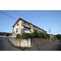 神奈川県厚木市鳶尾4の賃貸アパートの外観