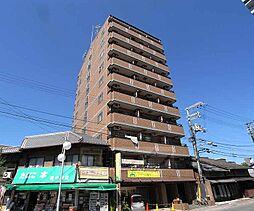 京都府京都市南区東九条烏丸町の賃貸マンションの外観