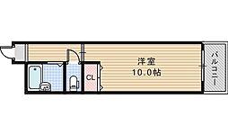 レッツハイツ3[2階]の間取り