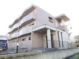 三重県松阪市船江町の賃貸マンションの外観