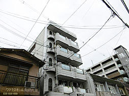 中安井町ハイツ[5D号室]の外観