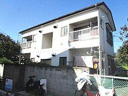 福岡ハイツ[201号室]の外観