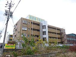 ハニーコート[4階]の外観
