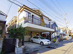 東京都小平市上水南町2丁目の賃貸アパートの外観
