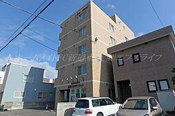 北海道札幌市東区北二十三条東20丁目の賃貸マンションの外観