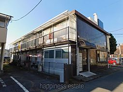 コーポ千代田[2階]の外観
