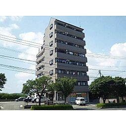 熊本県熊本市中央区渡鹿4丁目の賃貸マンションの外観