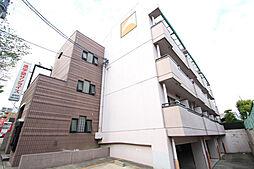 愛知県名古屋市天白区植田本町3丁目の賃貸マンションの外観