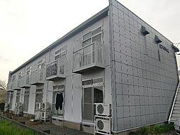 第2多田ハイム[1階]の外観
