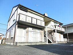 パインコートおかのA・B棟[B102号室]の外観