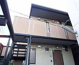 京都府京都市中京区壬生坊城町の賃貸アパートの外観