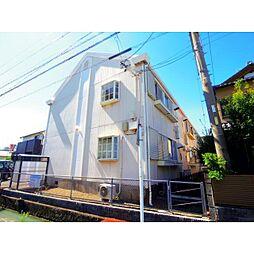 静岡県藤枝市小石川町1丁目の賃貸アパートの外観
