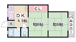妙法寺駅 1.5万円