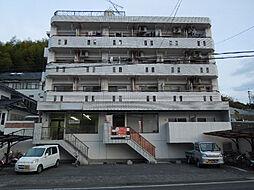 ブランフォーレ南久米[4階]の外観