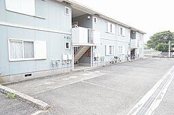 小金沢ハイツ A[1階]の外観