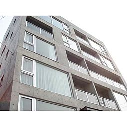 北海道札幌市北区北二十七条西3丁目の賃貸マンションの外観