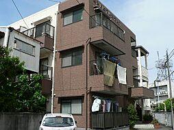 静岡県三島市中田町の賃貸マンションの外観