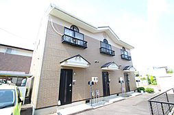 愛知県名古屋市瑞穂区陽明町1丁目の賃貸アパートの外観