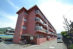 広島県広島市東区温品5丁目の賃貸マンションの外観