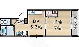 野芥駅 4.0万円