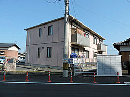 福岡県北九州市門司区畑の賃貸アパートの外観