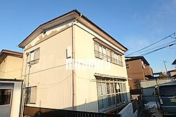 中島貸家 A棟[2階]の外観