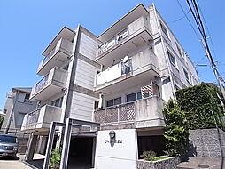 兵庫県神戸市垂水区歌敷山3丁目の賃貸マンションの外観